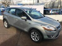 FORD KUGA 2.0 ZETEC TDCI AWD 5d 134 BHP A GREAT EXAMPLE INSI (silver) 2009