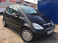 Mercedes-Benz A Class 1.4 A140 Classic Automatic Full Dealer Service History 1,Year Mot 1 Owner