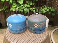 Campingaz 904 cylinders...EMPTY