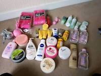 Body face hair items