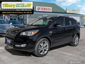 2015 Ford Escape Titanium *LOADED. LEATHER*