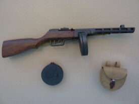 Toy ppsh for Action Man 1/6 scale model toy dinky corgi matchbox Palitoy