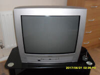 USED: GOODMANS TV & DVD INCLUDING REMOTE CONTROL