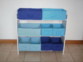 CHILDRENS STORAGE RACK