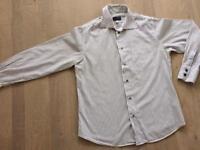 Men's Armani Jeans shirt, size M
