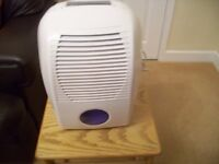 Dehumidifier 10 litre with Instruction Manual