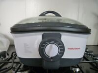 Morphy Richards multi fryer