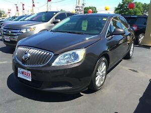 2013 BUICK VERANO BASE - ALLOYS, CRUISE, ELECTRONIC COMPASS, ONS