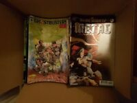 RETAIL CASEBOXES OF COMICS FOR SALE UP TO 200 IN A BOX VARIOUS TITLES NEW UNREAD MARVEL DC IMAGE IDW