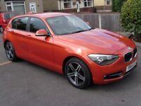 BMW 116 SPORT (diesel)