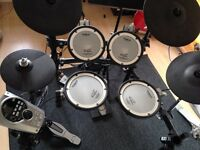 Roland TD-15 Electronic Drum Kit and Extras