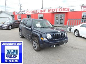 2015 Jeep Patriot LOADED LEATHER NAVI ROOF