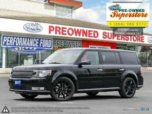 2017 Ford Flex SEL***SUNROOF, AWD, BLIND SPOT***