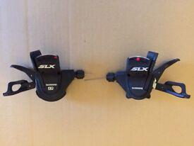 Shimano SLX M675 10 Speed Shifters