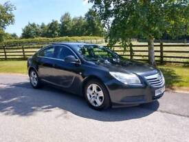 2012 vauxhall insignia 2.0 cdti ecoflex £30 Road Tax great runner tidy car price for quick sale
