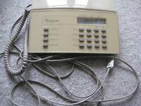 Two Vintage BT Venue 24E Telephones