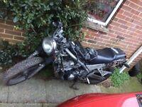 Honda CB1 400 spares or repairs