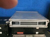 QSC PLX3602 Pro Lightweight Amplifier (Power = 2 x 1800 w / 3600 w bridged)