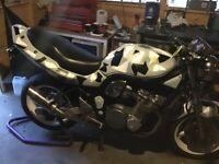 1999 Suzuki bandit 600
