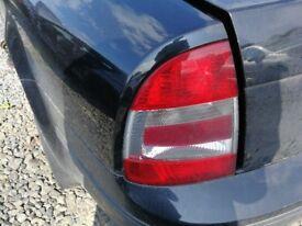 Skoda Superb 2007 Black - for parts only!