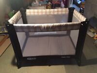 Brand New Graco Pack and Play travel cot playpen with carry bag