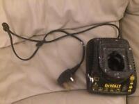 Dewalt battery charger