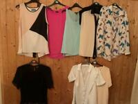 Ladies Tops Bundle size 12/14