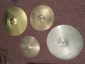 Various Cymbals