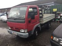 2003 Nissan cabstare95 model very low genuine 83000 miles ultra reliable 2.7 Diesel engine superb t