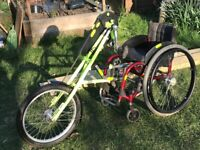 Child's HAND CYCLE! £475 (£2000 new)😀