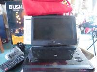 Bush Portable DVD Player model CDVD12SWM