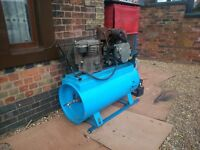 Compressor electric start ,diesel