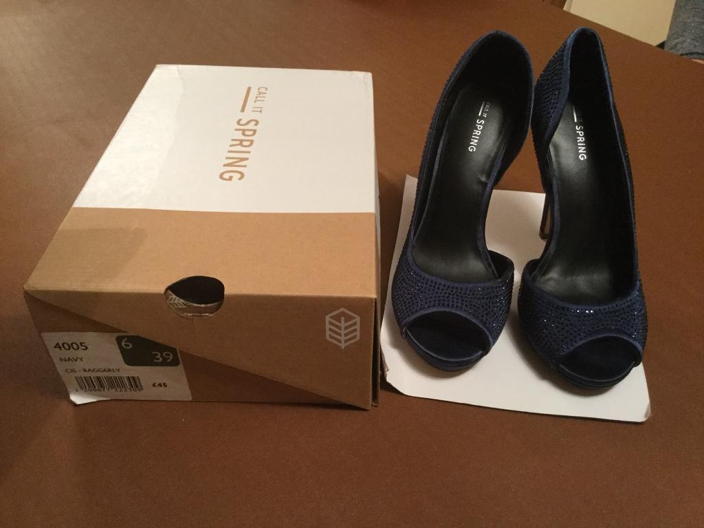 Call it Spring - ladies size 6 shoes