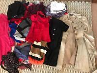 Job lot of clothes