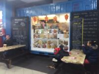 Established Chinese Catering Unit For Sale Urgently in Holloway Market