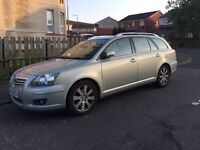 Very reliable 2008 Toyota Avensis 2.0 D4D