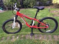 Specialized Hotrock 20 Mountain Bike (2010)