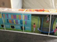 8 foot trampoline brand new!!!