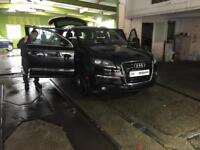 AUDI Q7 TDI QUATTRO SLINE 7 seater FULL 1 year labour and parts warnty 1 Owner