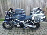 OXFORD SPORTS DELUXE TAILPACK & PANNIERS