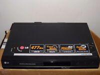 DVD HDD Player/Read/Writer/Recorder