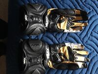 Knox BioMech Motorbike Gloves