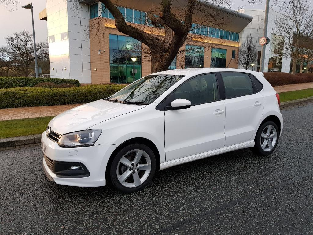 2013 vw polo r line style 1 2 5dr gti gtd in cheadle manchester gumtree. Black Bedroom Furniture Sets. Home Design Ideas