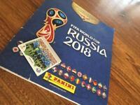 Swap panini World Cup 2018 stickers