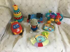 Bundle of toddler toys