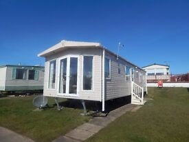 QUALITY STATIC CARAVAN FOR SALE IN KILWINNING, ARYSHIRE