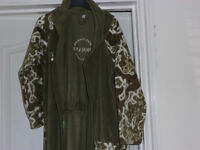Boy's Dressing gown-Camouflage