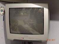 Philips 21inch colour crt tv