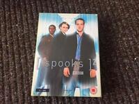 Spooks dvd