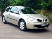 Renault Megane 1.5 dci Full Years Mot 4 new tyres £30 roadta